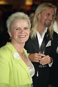 Ida og André Simonsen